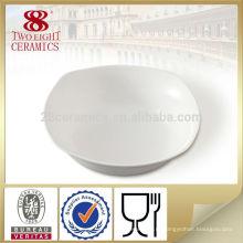 Фарфоровая посуда Керамическая супа попкорн 7-дюймовый миски