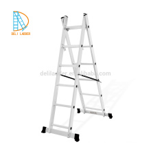 Aluminum Folding H type frame Scaffolding Ladder