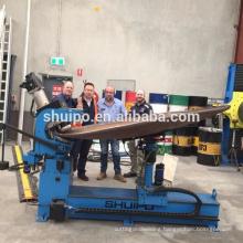 SHUIPO XBJ-3000 Metal Sheet Tank Head Edge Bending Flanging Machine