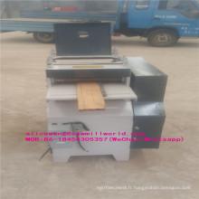 Machine à scier à bois à lames multiples pour bois carré
