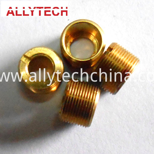 brass turning parts