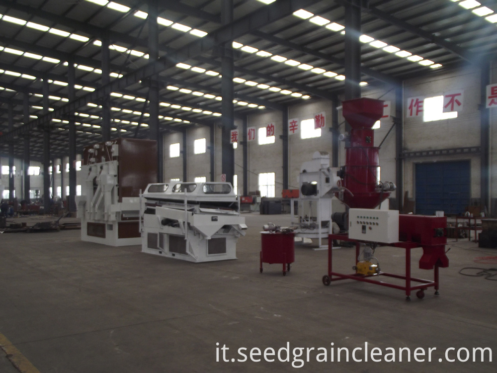 Grain Bean Fine Seed Cleaner
