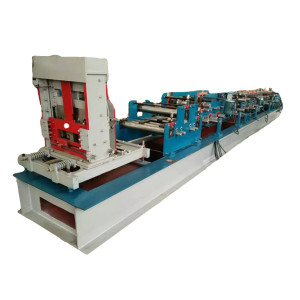 Nouveau type C / Z purlin rouleau formant la machine