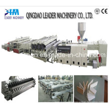 PVC Foam Sheet Machine for Construction Formworks
