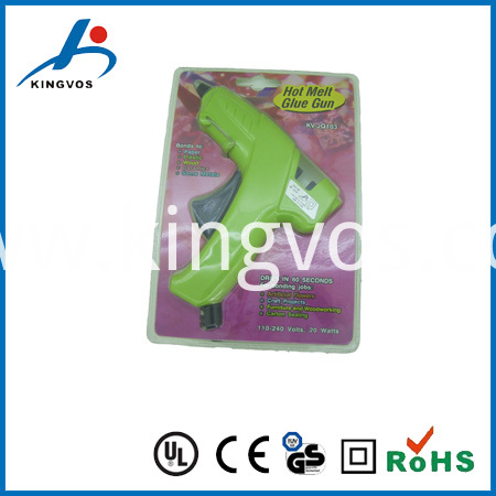 20W Trigger Feed Hot Melt Glue Gun