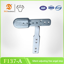 F137-A Adjustable Sofa Headrest Hinge Furniture Hinge