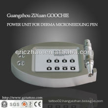 Plastic Power Unit for Derma Microneedle Pen
