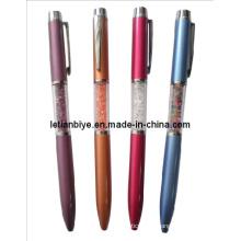 Caneta de cristal, caneta de presente swarovski (lt-c459)