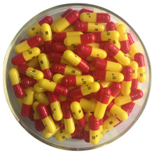Empty Hard Gelatin Capsule Natural