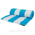 100% cotton striped bath towels pool Beach towels BtT-206 China Supplier