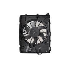 Cooling fan radiator for BMW E90 E91 E92