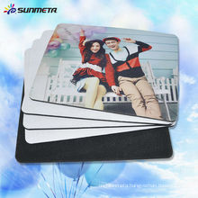 sublimation computer rubber mouse pad/mat advertising gift ptint logo picture