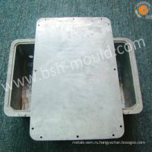 Алюминиевый сплав литья под давлением двигателя вентилятора радиатора denso
