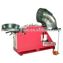 Round duct elbow making machine