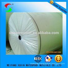 polyester mat for modified bitumen waterproof membrane