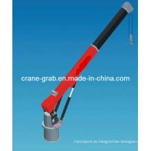 3.2t / 8.1m Hydraulic Telescopic Boom Marine Crane