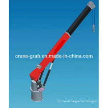3.2t/8.1m Hydraulic Telescopic Boom Marine Crane