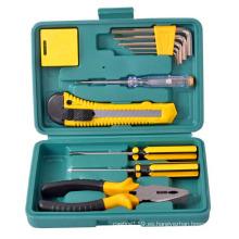Conjunto de herramientas de reparación Conjunto de herramientas de mano para el hogar Conjunto de herramientas de caja de herramientas para regalo