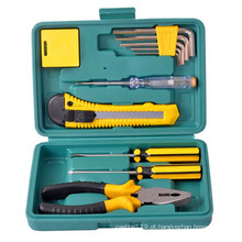 Conjunto de ferramentas de reparo Doméstico Hand Tool Set Gift Tool Kit Caixa de ferramentas