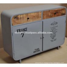 Industrial Vintage Sideboard