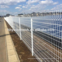 pvc coated wire mesh fence welded galvanized wire fence safety wire fence
