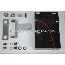 safe locks mechanism spare parts,bolts,cover,axles
