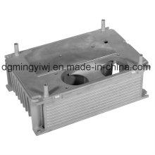 Точное литье под давлением алюминиевых сплавов для ручных удаленных корпусов (AL8967) Made by Mingyi