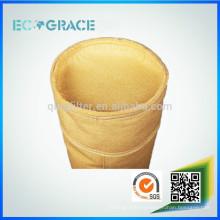 Bolsa de filtro de polvo de alta calidad de bajo precio p84 Bolsa de filtro