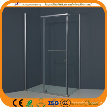 Hinge Door Rectangle Shower Room Without Tray (ADL-8029)