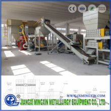 Production machine Waste pcb recycling line