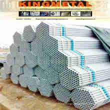 China Manufacturer API 5L Q235 Sch80 Galvanized Steel Pipe