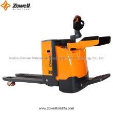 Camion CE de transpalette électrique Zowell ISO9001