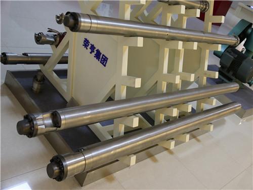 Abrasion resistant cast iron sand pump
