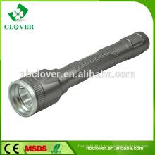 Impermeável IP67 uso de emergência 3w corpo de alumínio levou lanterna