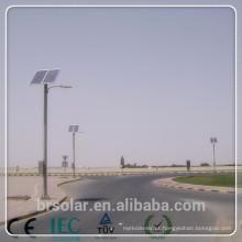 BR Solarsolar levou luz de campo de futebol solar