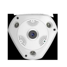 mini câmera do ip câmera de segurança de 360 graus para a porta interna