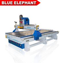Eficacia alta 1530 3 axis atc sculpture talla de madera corea cnc enrutador máquina