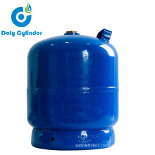 2kg Empty LPG Gas Cylinder for Camping/Home Use