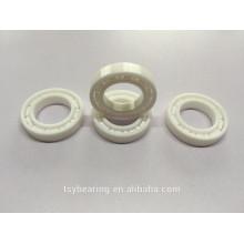Resitance de alta temperatura de cerámica completa 22x47x14 rodamiento