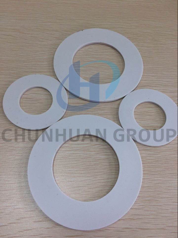 PTFE filled colour gasket