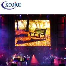RGB Indoor P4 Stage Led Display Video Wall