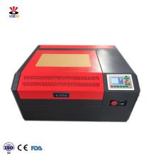 portable 4040 wood acrylic nameplate laser engraving machine