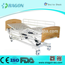 DW-BD136 Hospital bed ICU hospital bed electric nursing home beds with 3 functions for sale