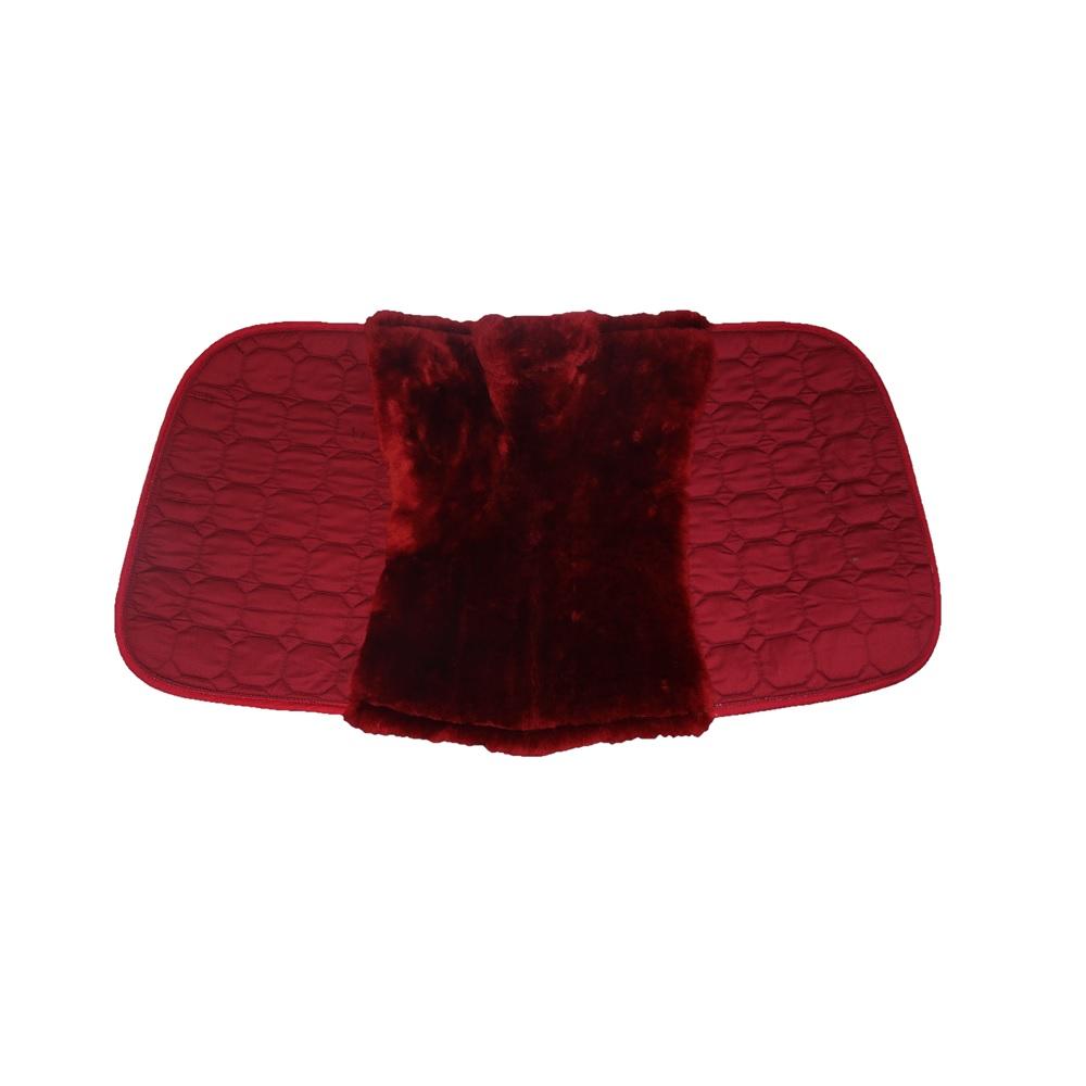 Sheepskin Velvet Saddle Pad
