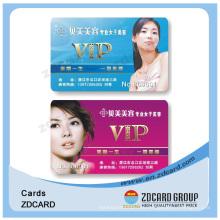 Членство пластиковые ПВХ ID карты
