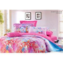 Новый стиль сплетенный вышитый узор утка вниз полиэстер наполнитель одеяло покрытие