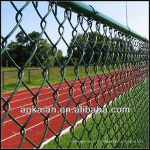 Différents enrobés en PVC Wire Mesh Fence ---- 30 ans fabricant