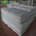 Sampel percuma Double Twisted Woven Galvanized Box Gabion