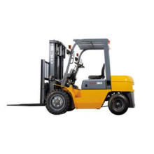 Engine powered gasoline LPG forklift truck with Japanese NI