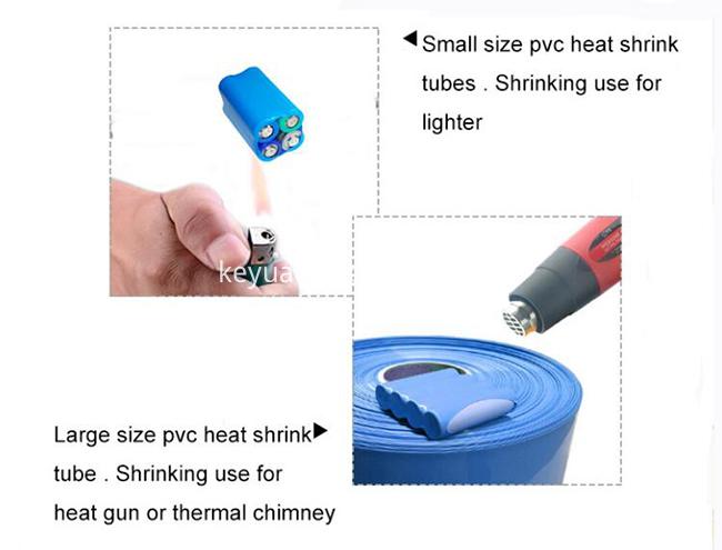 Heat Shrink Tube For Battery Pack